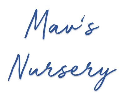 Mav Nursery